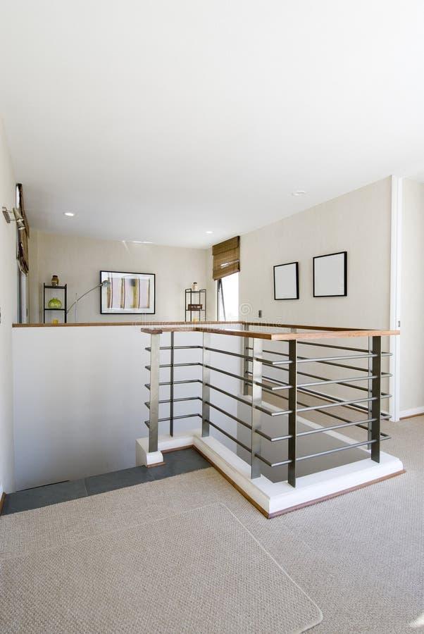 Interiore dell'appartamento moderno immagine stock