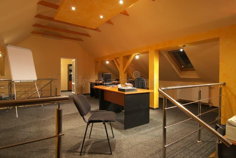 Interiore dell'ufficio fotografia stock libera da diritti