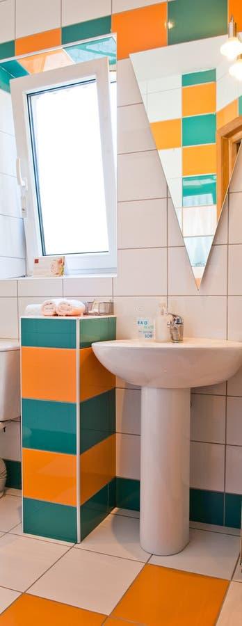 Interiore della stanza da bagno immagini stock libere da diritti