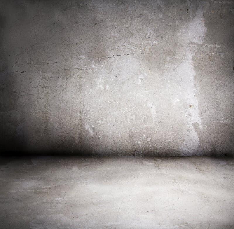 Interiore di Grunge fotografia stock libera da diritti