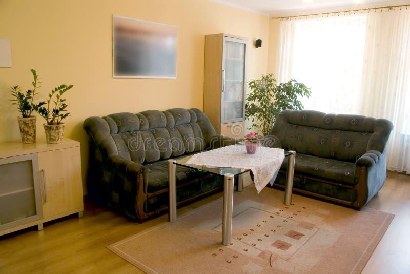 Interiore domestico. immagine stock
