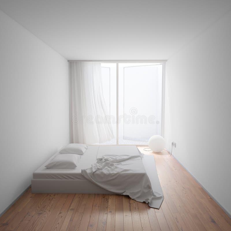 Interiore minimo illustrazione vettoriale