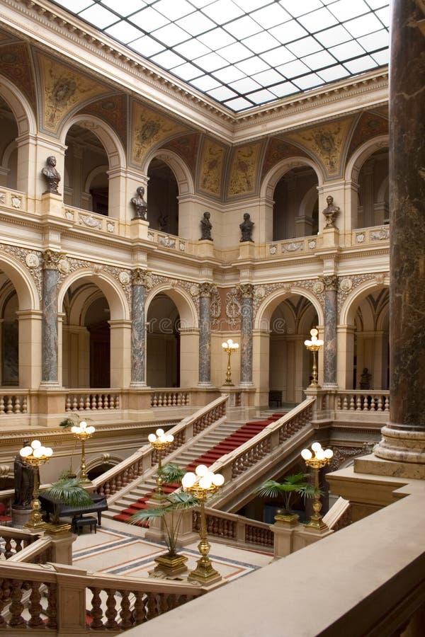 Interiore nobile fotografia stock libera da diritti