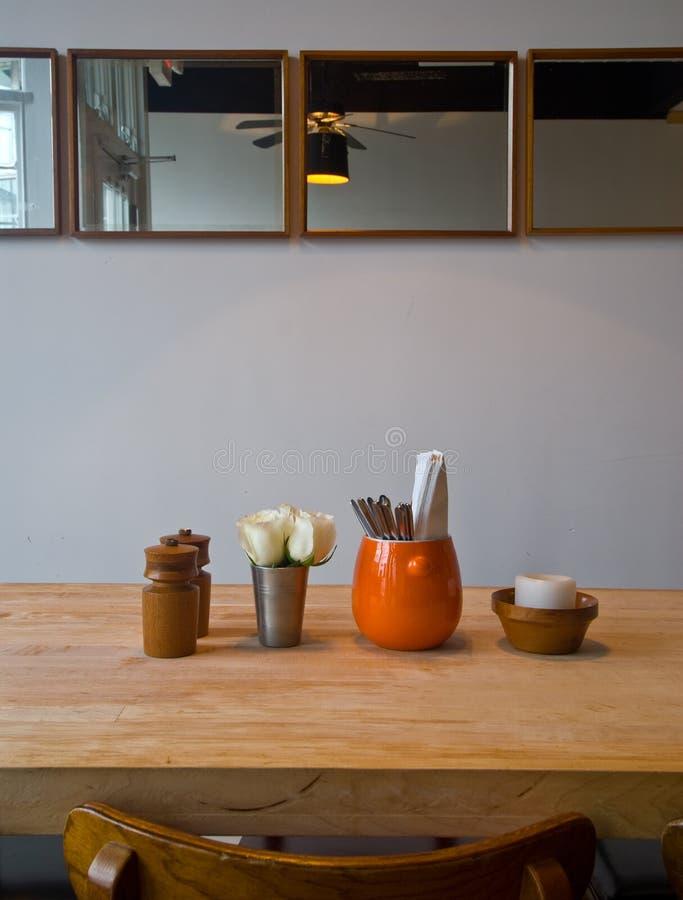 Interiore semplice immagini stock