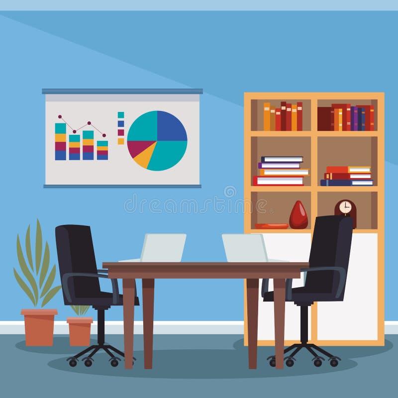 Fissi la progettazione dei rifornimenti dei mobili d for Mobili ufficio stock