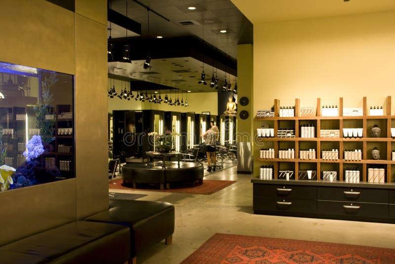 Interiores del salón imagen de archivo libre de regalías