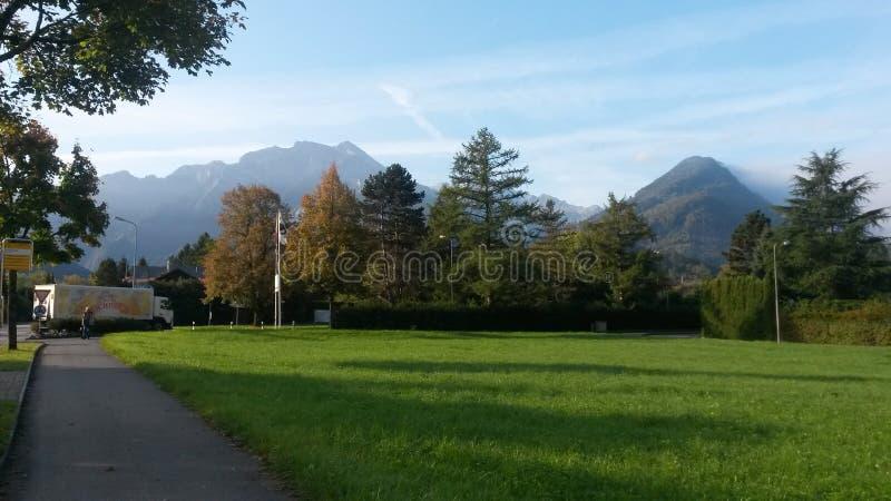 Interlaken - la Suisse image libre de droits