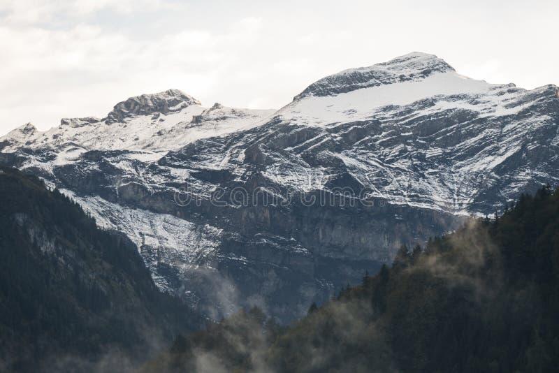 Interlaken, Suisse image libre de droits
