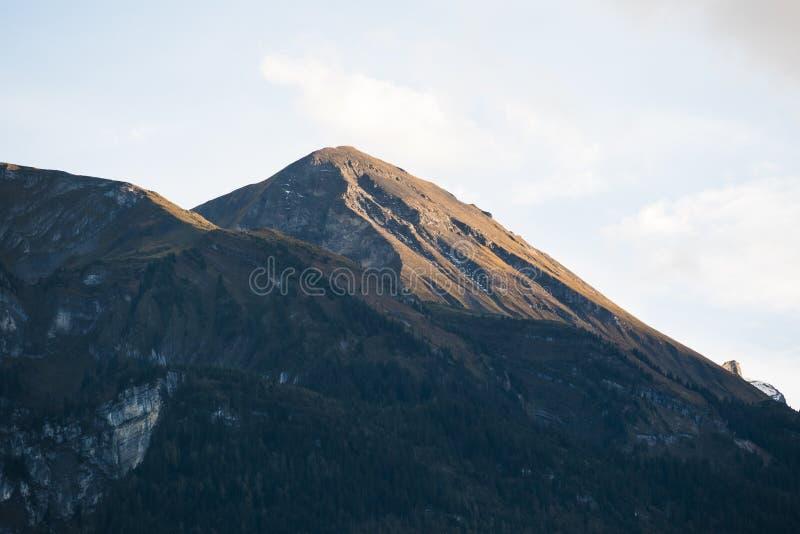 Interlaken, Szwajcaria obrazy stock