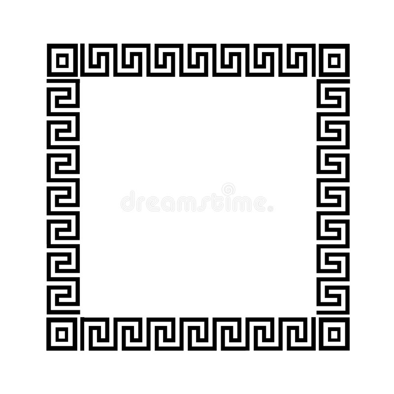Interlocking Design royalty free stock photos