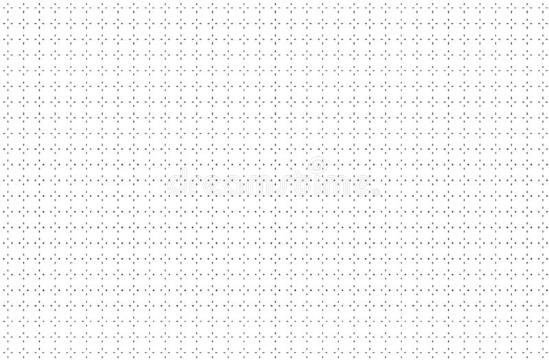 Intermittent seamless pattern square. Background WALLPAPER royalty free illustration
