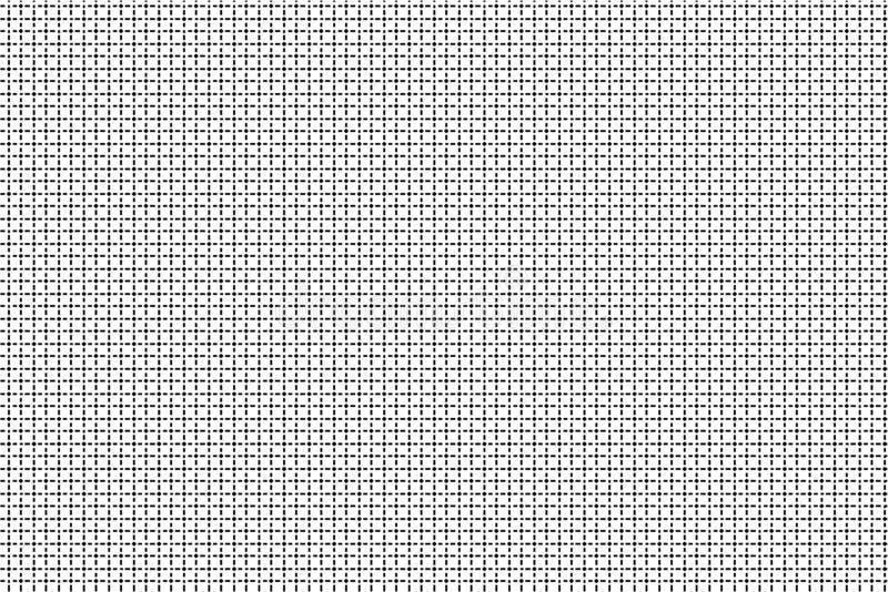 Intermittent seamless pattern square grid. Background WALLPAPER stock illustration