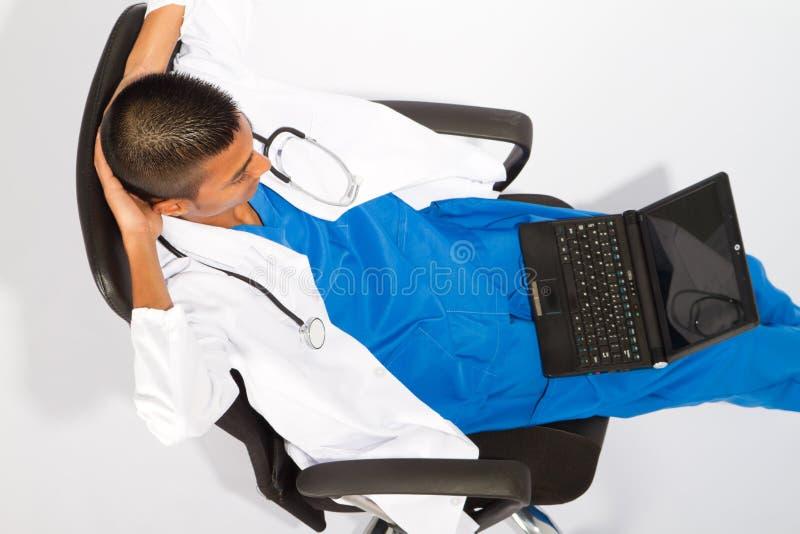 intern медицинский стоковое изображение rf