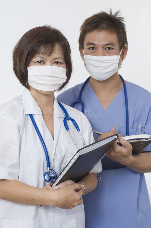 intern doctorn стоковая фотография