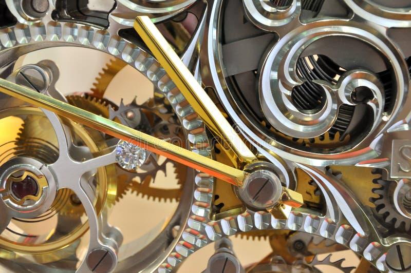 intern mekanismfunktion för klocka fotografering för bildbyråer