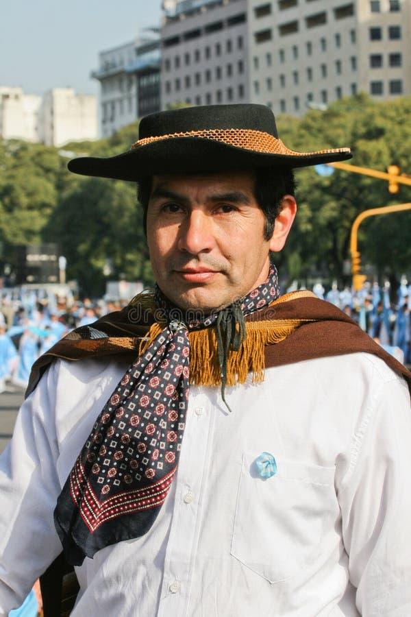 internacional фольклора aires buenos de празднества стоковое фото