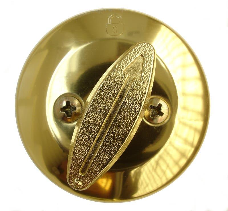 Free Internal Door Lock Stock Image - 427621
