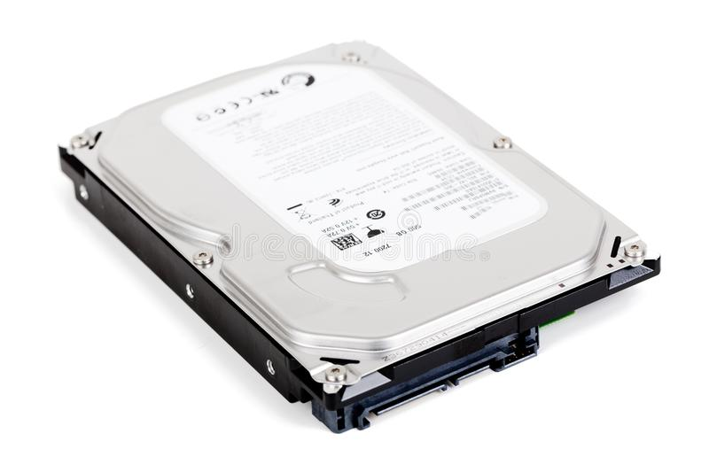 internal hard drive royalty free stock photo