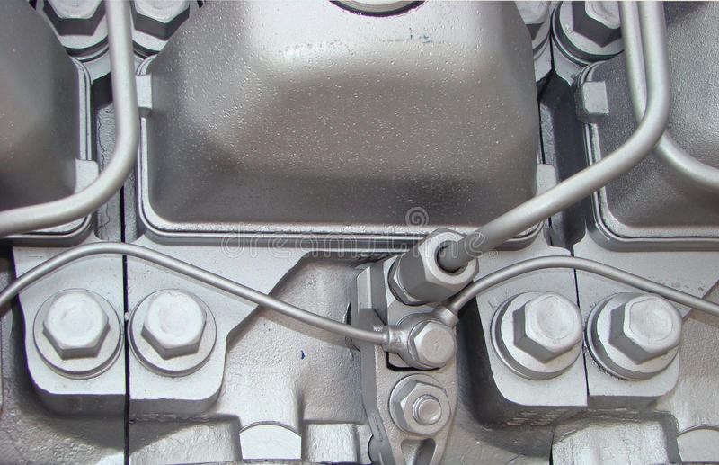 Internal mechanism of agricultural technique