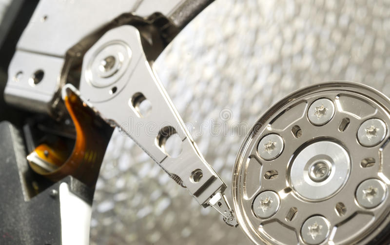 Download Internal Computer Data Hard Disk Drive Stock Photo - Image of harddrive, industry: 28756624