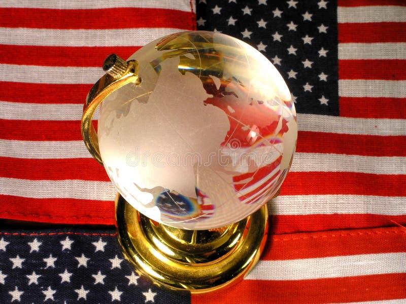 Internationaal Amerikaans royalty-vrije stock foto's