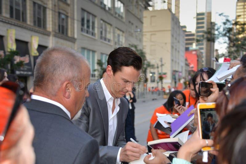 2013 Internationaal de Filmfestival van Toronto stock foto