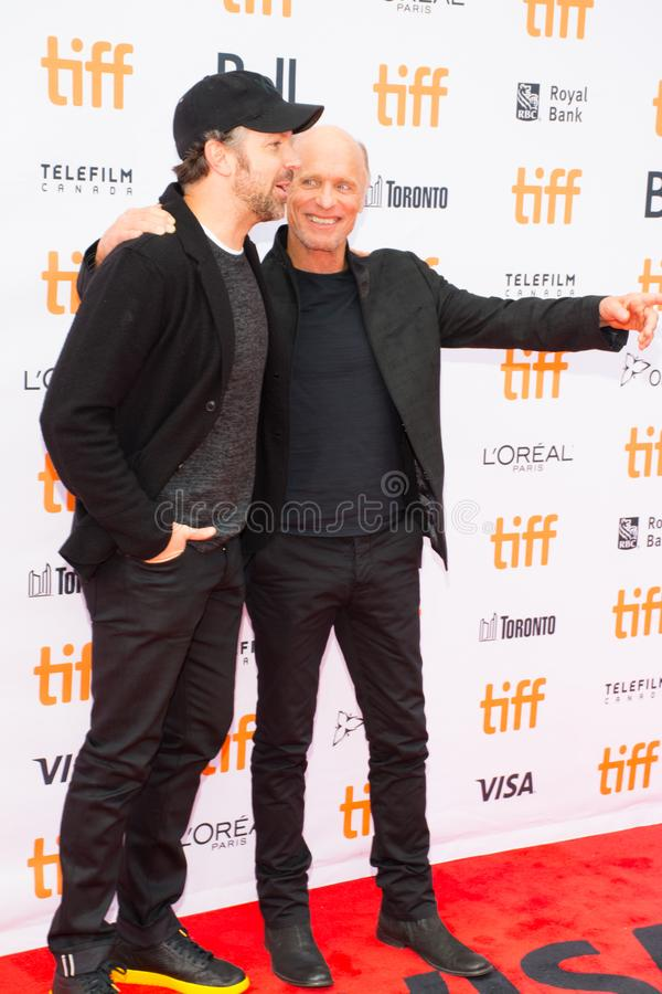 2017 Internationaal de Filmfestival van Toronto - de Première van ` Kodachrome ` stock afbeeldingen