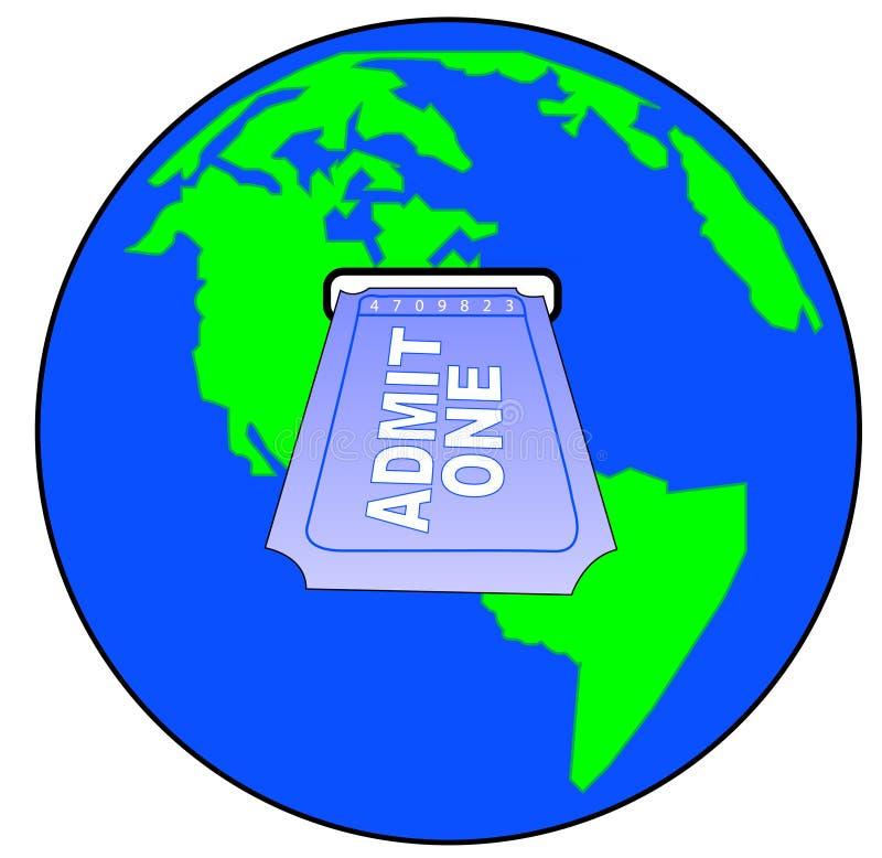 Download International admission stock vector. Illustration of clip - 4351880