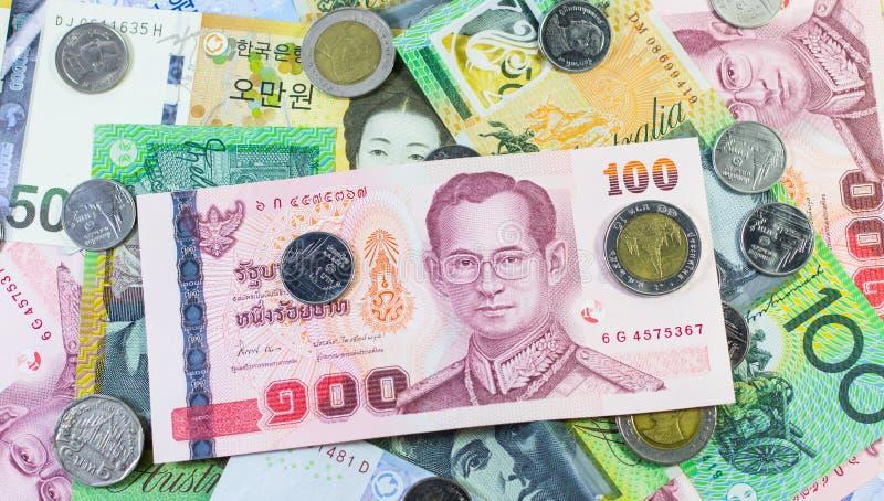 International Banknote Stock Photo