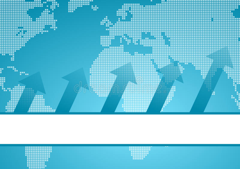 Download International Business Background Stock Illustration - Image: 11967745