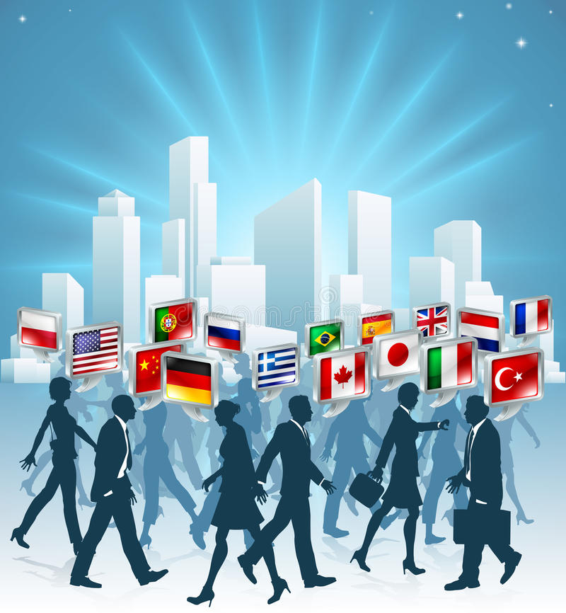 Free International Business Concept Royalty Free Stock Photos - 24802858