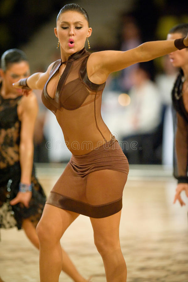 International Contest Dance Masters 2010 Editorial Photography