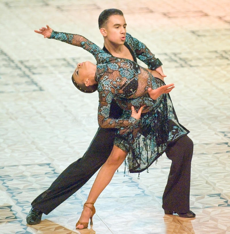 Free International Contest Dance Masters 2010 Royalty Free Stock Photo - 14491535