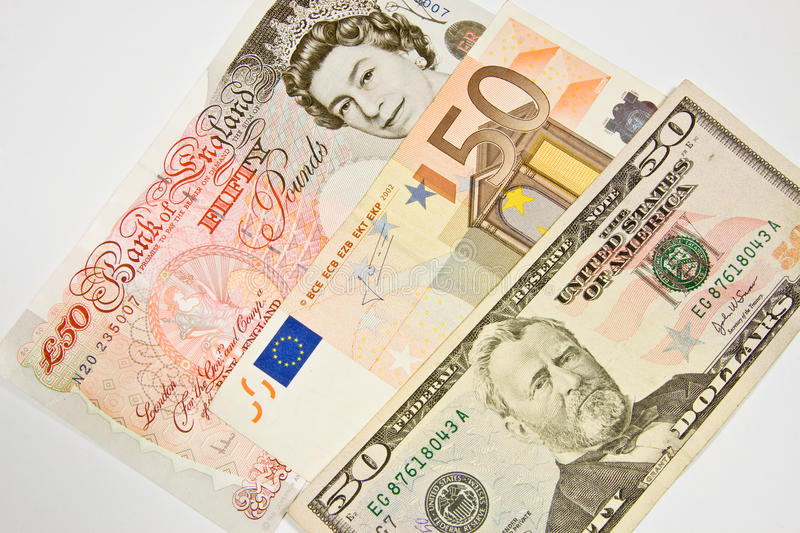 Download International currencies stock photo. Image of collage - 28438504