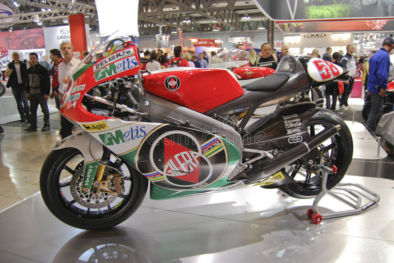 Download International Cycle And Motorcycle Exhibition Editorial Image - Image: 7009445