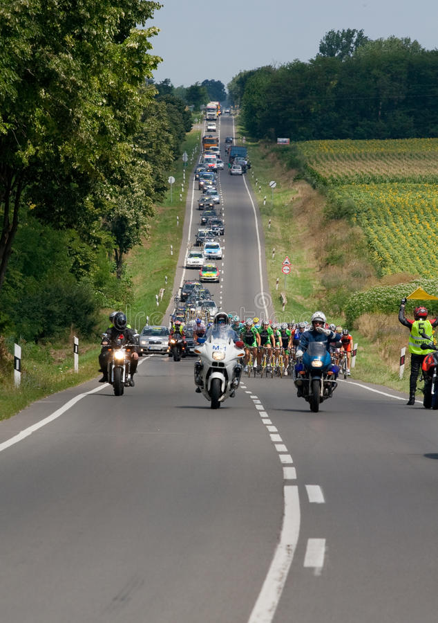 Download International Cycle Race Editorial Stock Photo - Image: 22761548