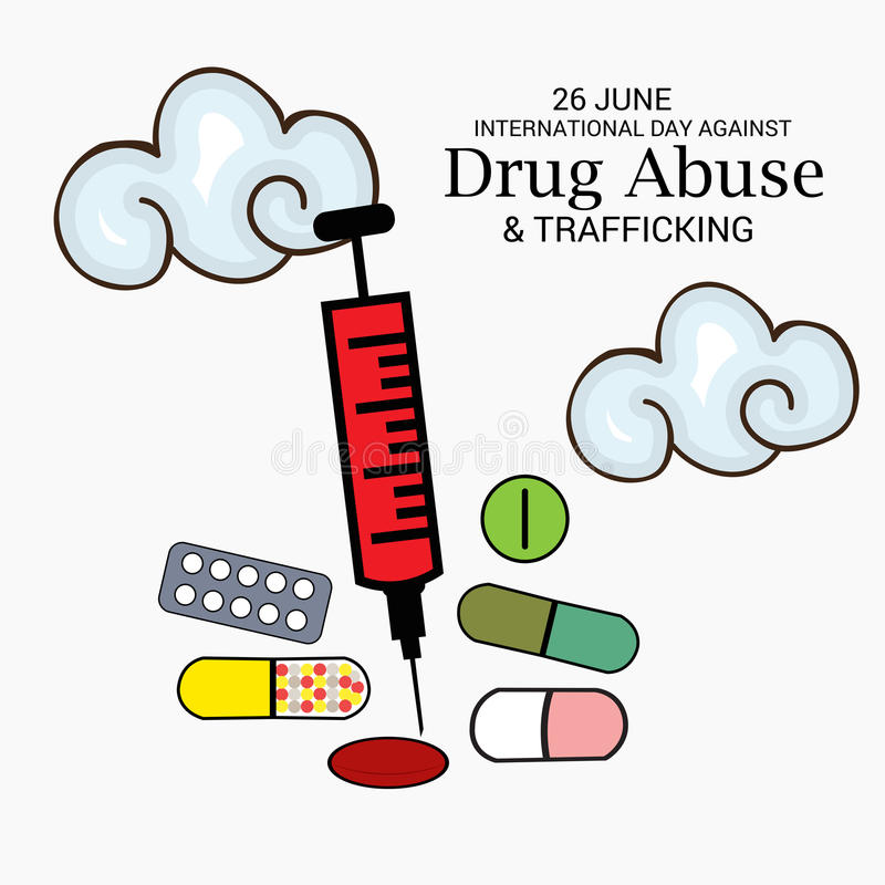 Substance Abuse Stock Illustrations – 776 Substance Abuse