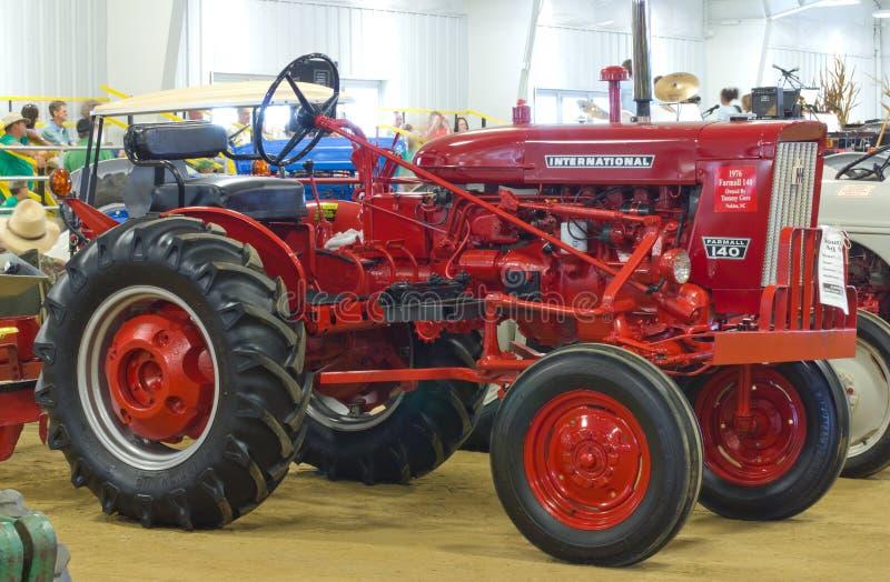Download International Farmall Model 140 Tractor Editorial Photo - Image: 26634026