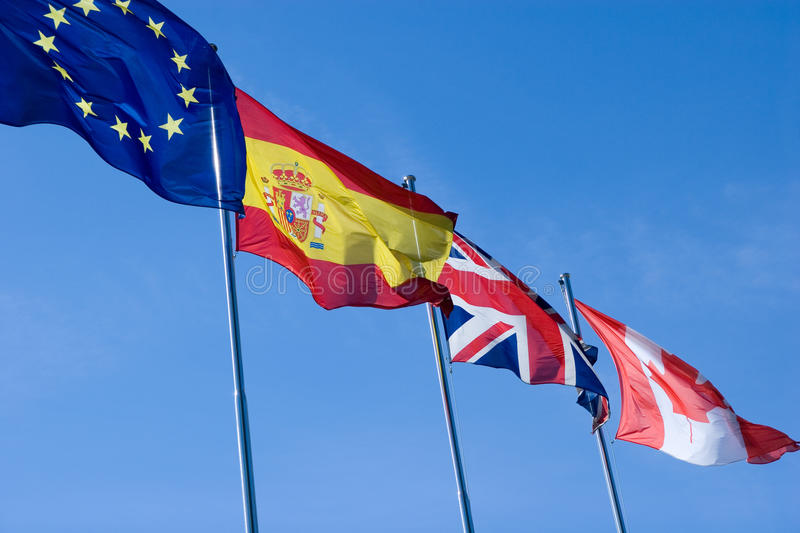 Download International Flags Stock Photos - Image: 15665813