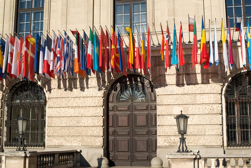Download International flags stock image. Image of european, historic - 27504267