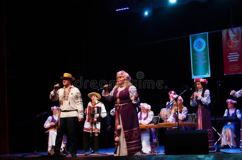 International Forum Of Folk Music And Folklore Editorial