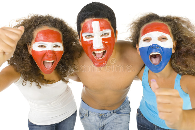 Download International friends stock photo. Image of colors, national - 3191612