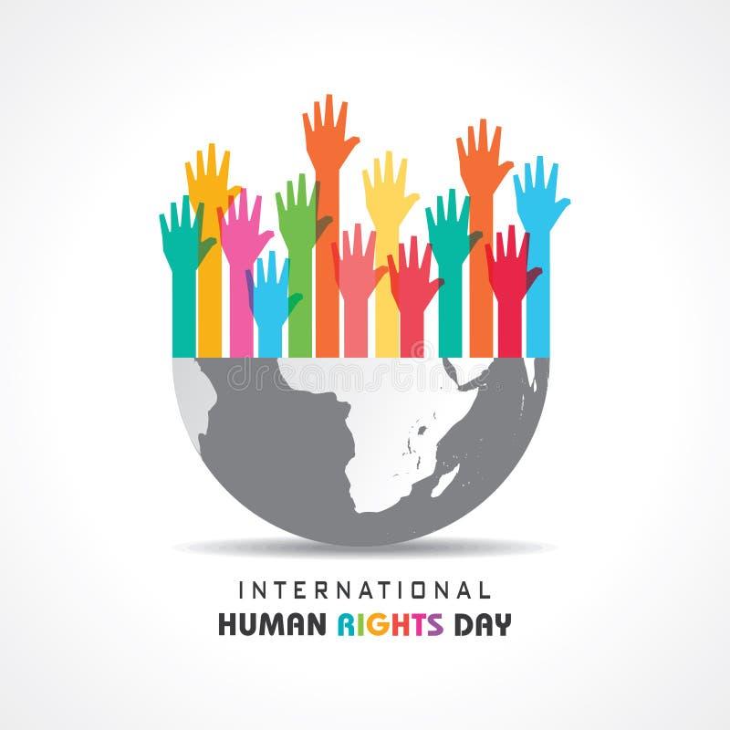 Free International Human Rights Day -10 December Stock Photos - 164427343