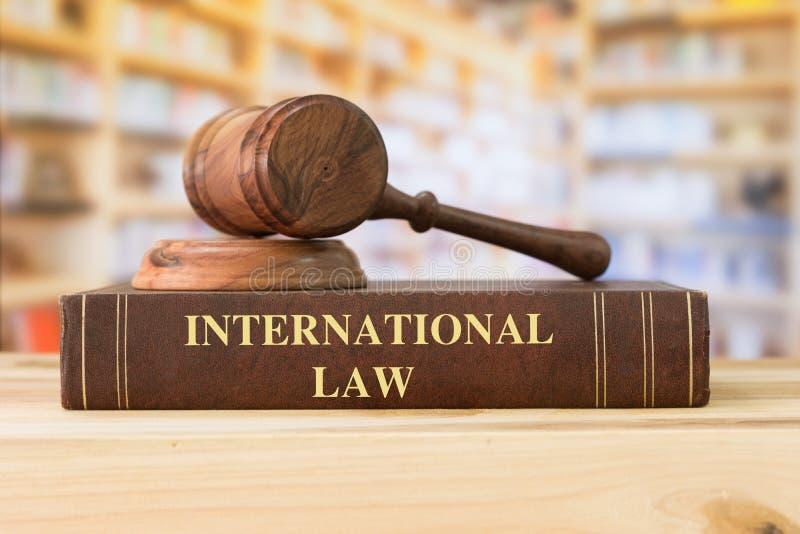 International law royalty free stock photo
