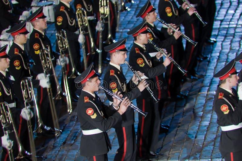 The international military-musical festival