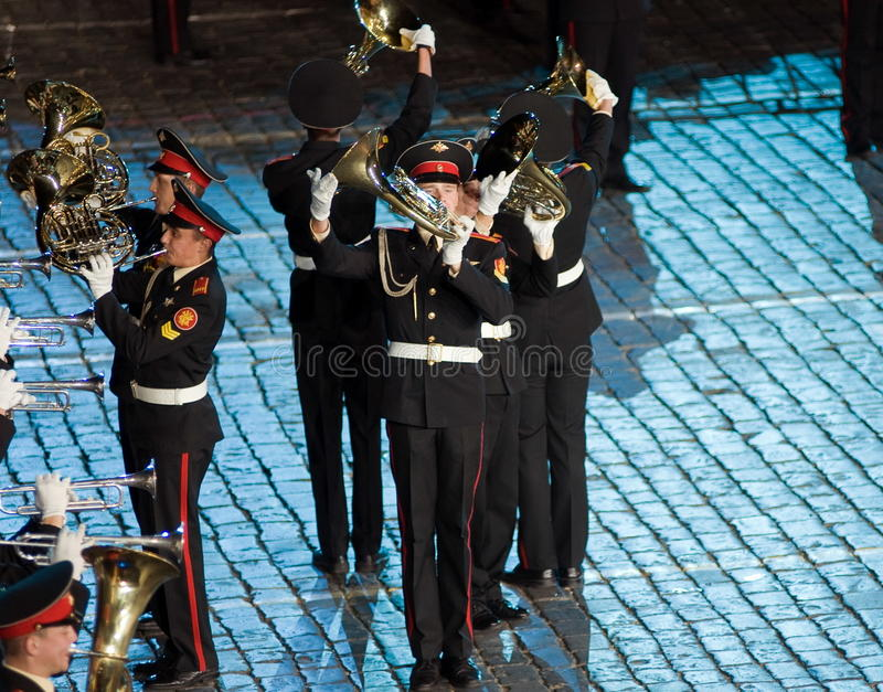 Download The International Military-musical Festival Editorial Stock Photo - Image: 17911893