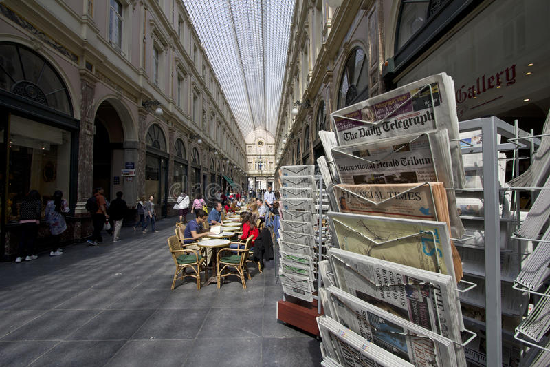 International Newspapers Editorial Photo