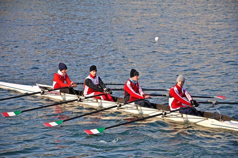Download International Rowing Regatta In Turin Editorial Stock Photo - Image: 23410933