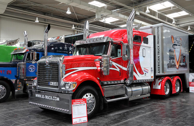 Download International Show Truck editorial photo. Image of truck - 26714081