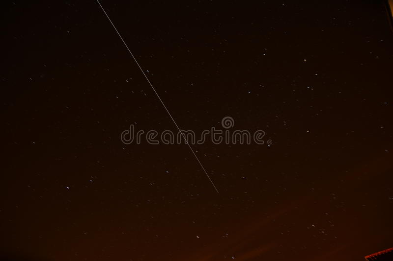 International Space Station (ISS) royalty free stock photos